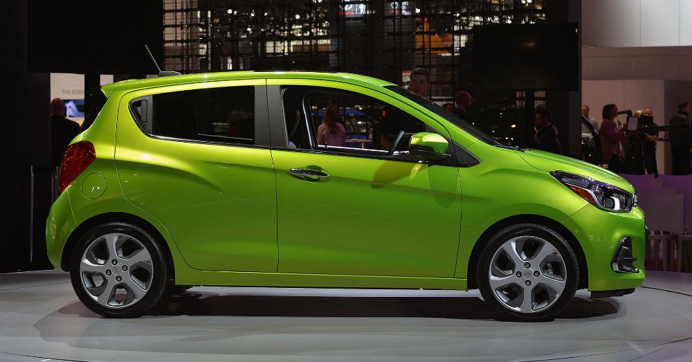 03.06.16 - 2016 Chevrolet Spark