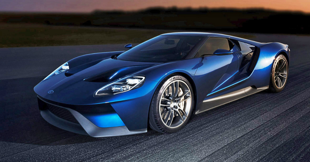 04.15.16 - 2017 Ford GT
