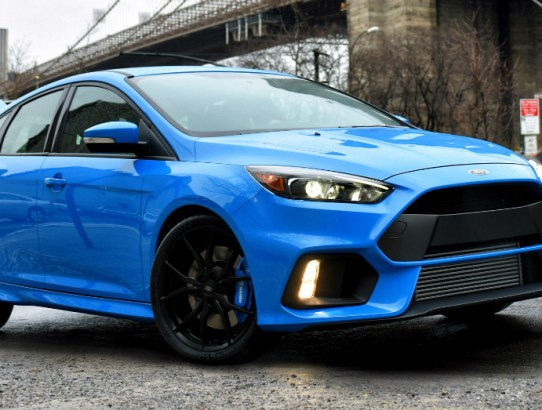 05.09.16 - 2016 Ford Focus RS
