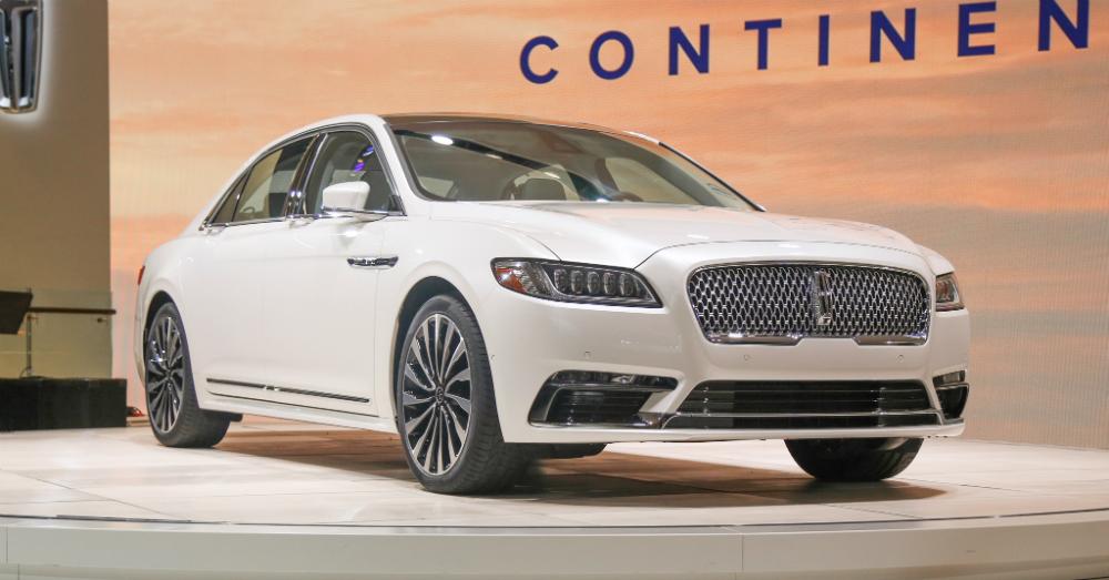 06.30.16 - 2017 Lincoln Continental