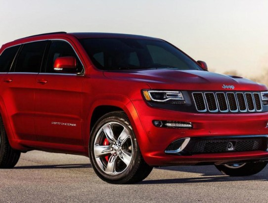 08.06.16 - 2017 Jeep Grand Cherokee Trackhawk