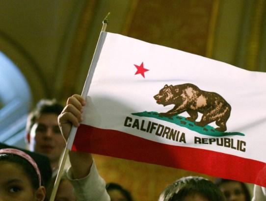10.15.16 - California Flag