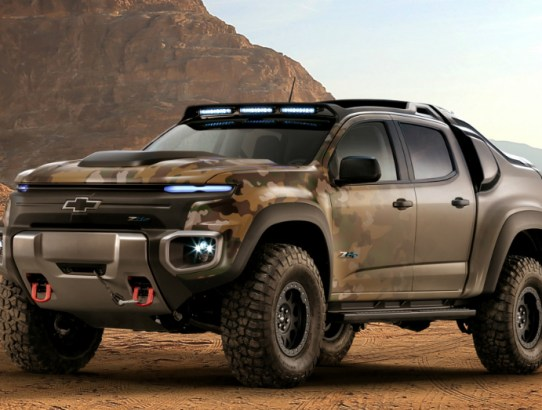 10.20.16 - Chevrolet Colorado ZH2