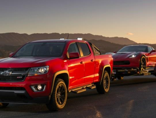 12.12.16 - Chevrolet Colorado