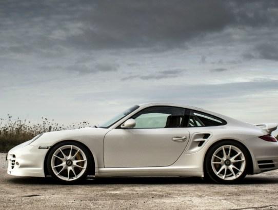 01.18.17 - Porsche 997 Turbo S