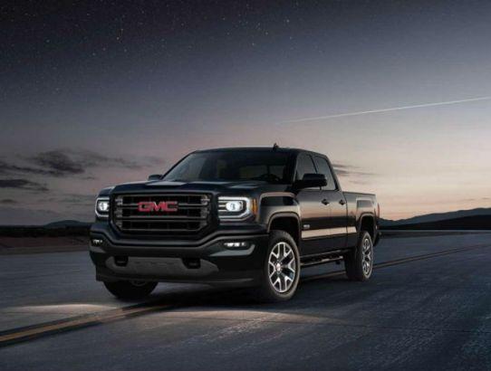 Big ol' truck: GMC Sierra 1500