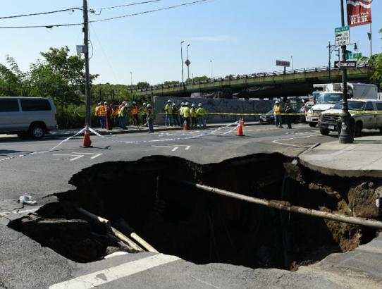 How Can a Sinkhole Form