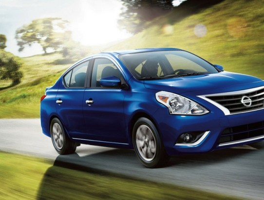 2018 Nissan Versa: Comfortable Affordability