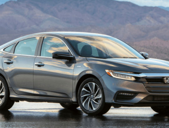 The Honda Insight has What You Want