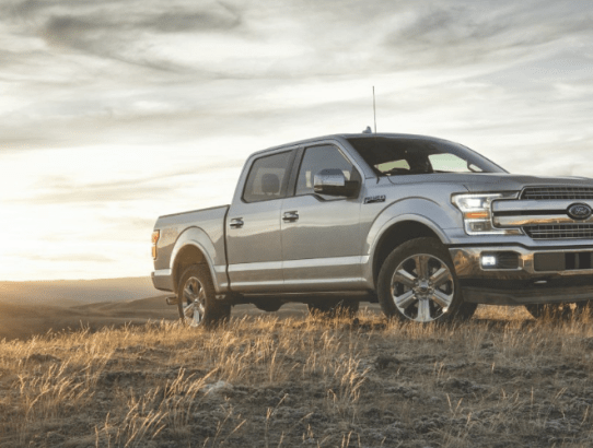 The RTR Team Brings You More for the Ford F-150