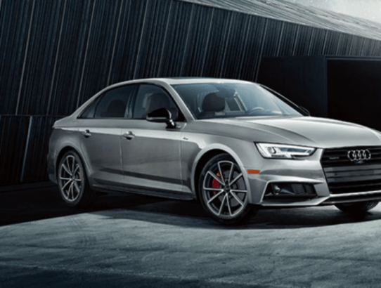 The Perfect Audi Sedan for You