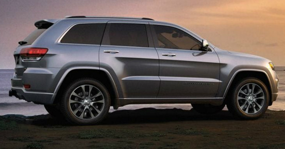 2020 Jeep Grand Cherokee Offers Several Choices