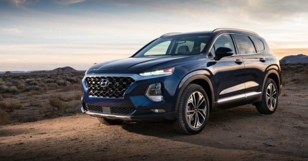 2020 Hyundai - The Satisfying Feeling of the Santa Fe