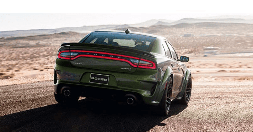 Bring More Power with the Dodge Charger