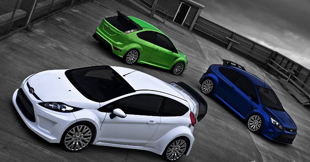 Now is the Time to Buy a Ford Hot Hatch