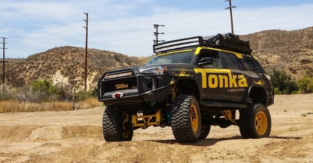 Tonka inspired Toyota 4Runner