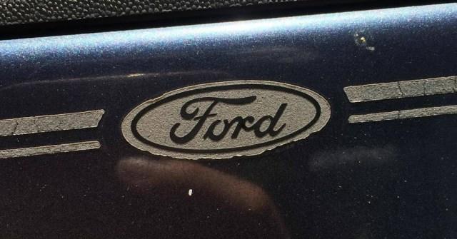 01.18.17 - Retro Ford Logo