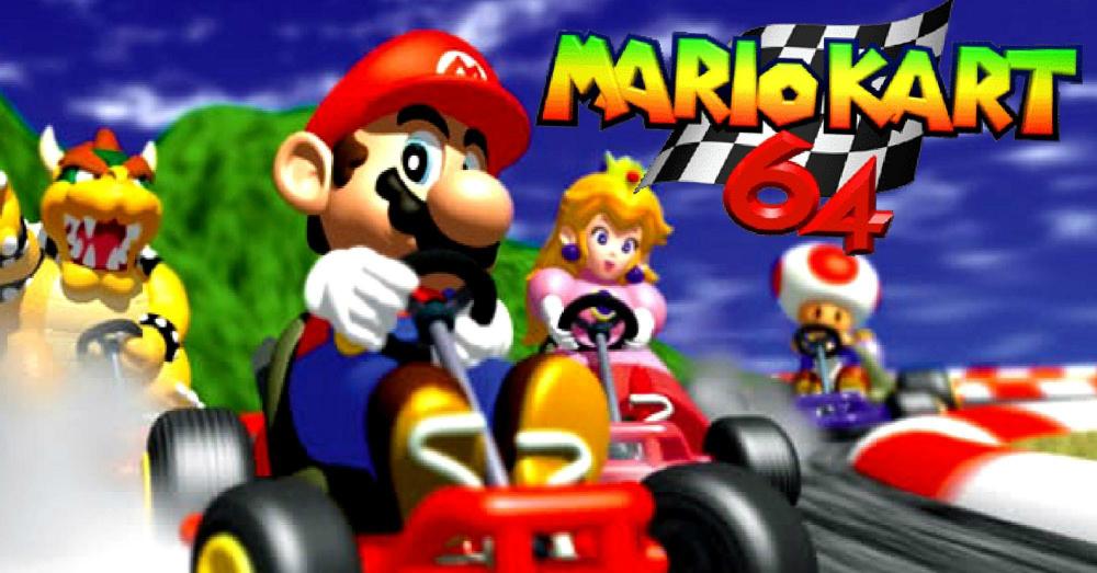 05.19.17 - Mario Kart 64