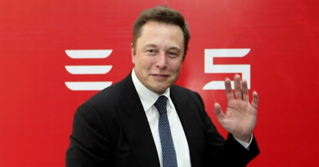 05.26.17 - Tesla CEO Elon Musk