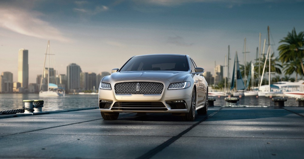 Stand out in a large luxury sedan, but which one? The Volvo S90 or Lincoln Continental?