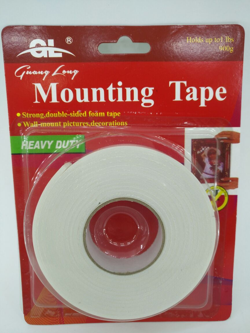 Mounting tape GL 3/4″*3.3MT.
