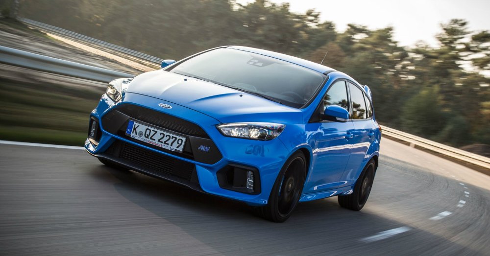 02.04.16 - 2016 Ford Focus RS