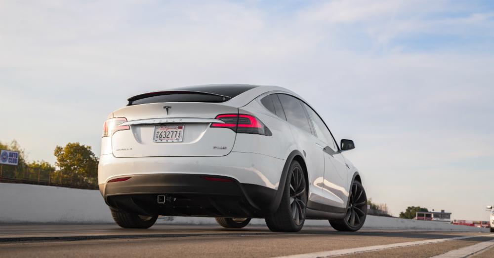 12.12.16 - Tesla Model X