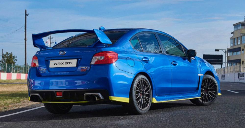 Subaru Power We Wont See