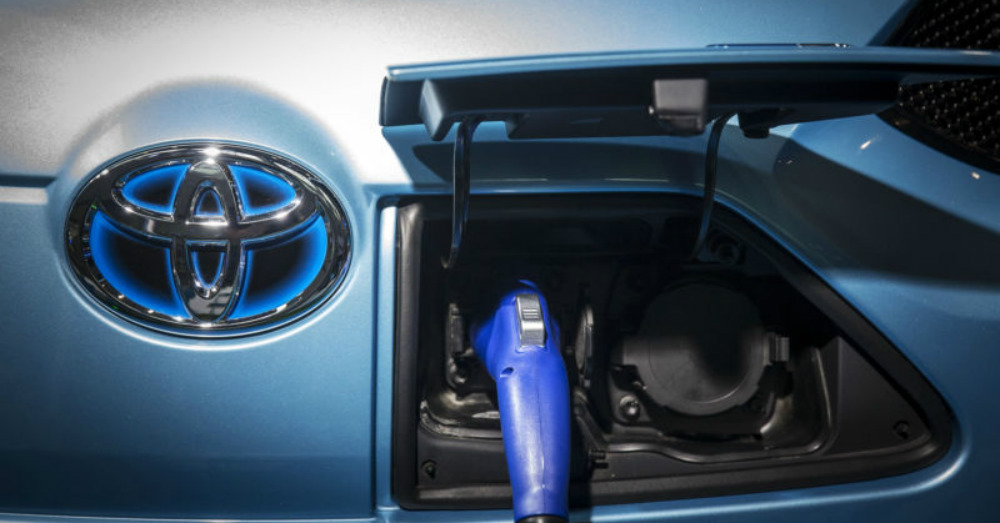 EV - If its Possible Toyota can do It