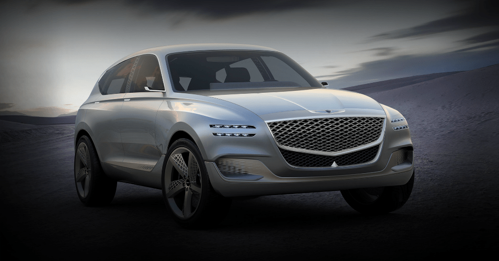 Meet The Debut Genesis SUV Genesis GV80