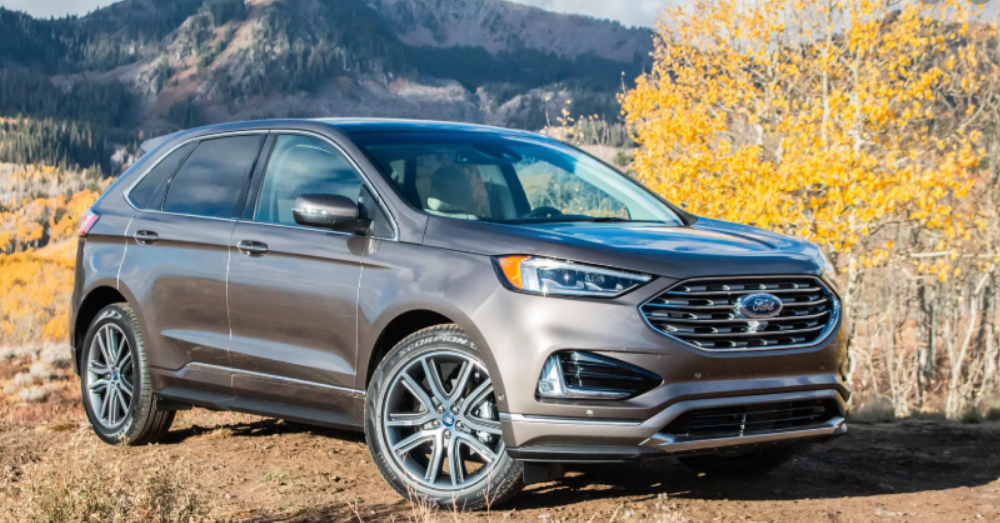 When You Want a Quality Ride, Choose the Ford Edge