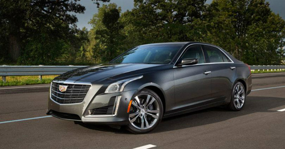 Luxury - The Cadillac Lineup is Changing Quickly