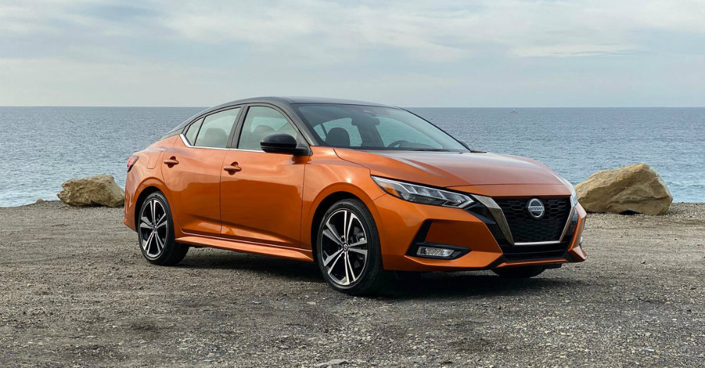 2020 Nissan Sentra Gives You a Great Drive
