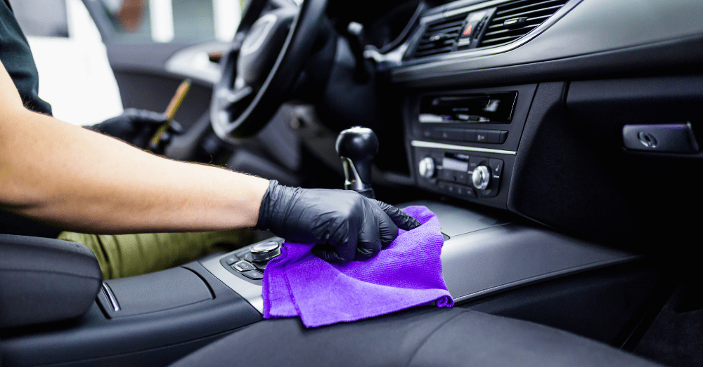 COVID-19 Vehicle Cleaning