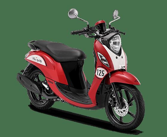 daftar harga promo & Spesifikasi Yamaha fino sporty 125 Sukabumi
