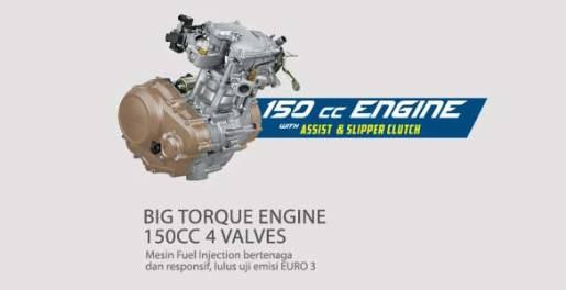 VIXION-Big-Torque-Engine-150cc-4-valves