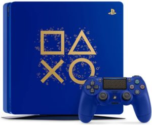Sony PlayStation 4 1TB Limited Edition Days of Play Console Bundle From Amazon – Only $299.99