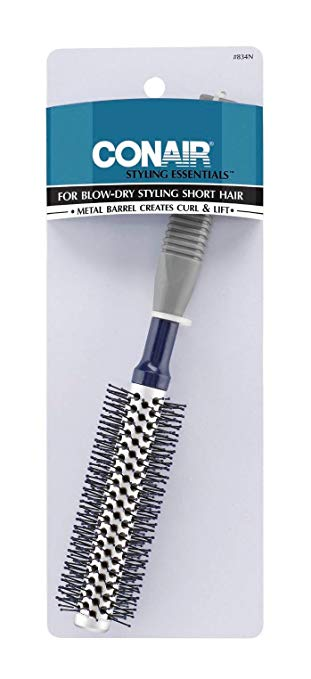 Conair 12 Row Full Round Hot Curling Brush only $1.03!