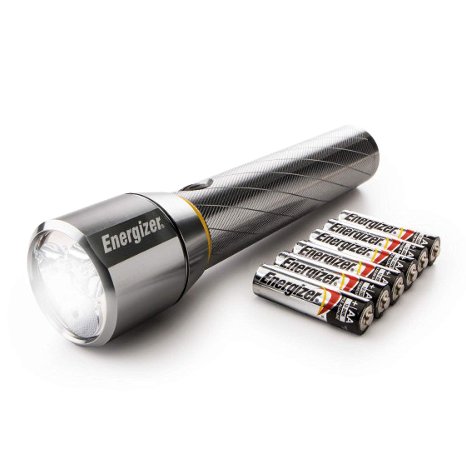 Energizer LED Tactical Metal Flashlight only $18.27 with coupon!