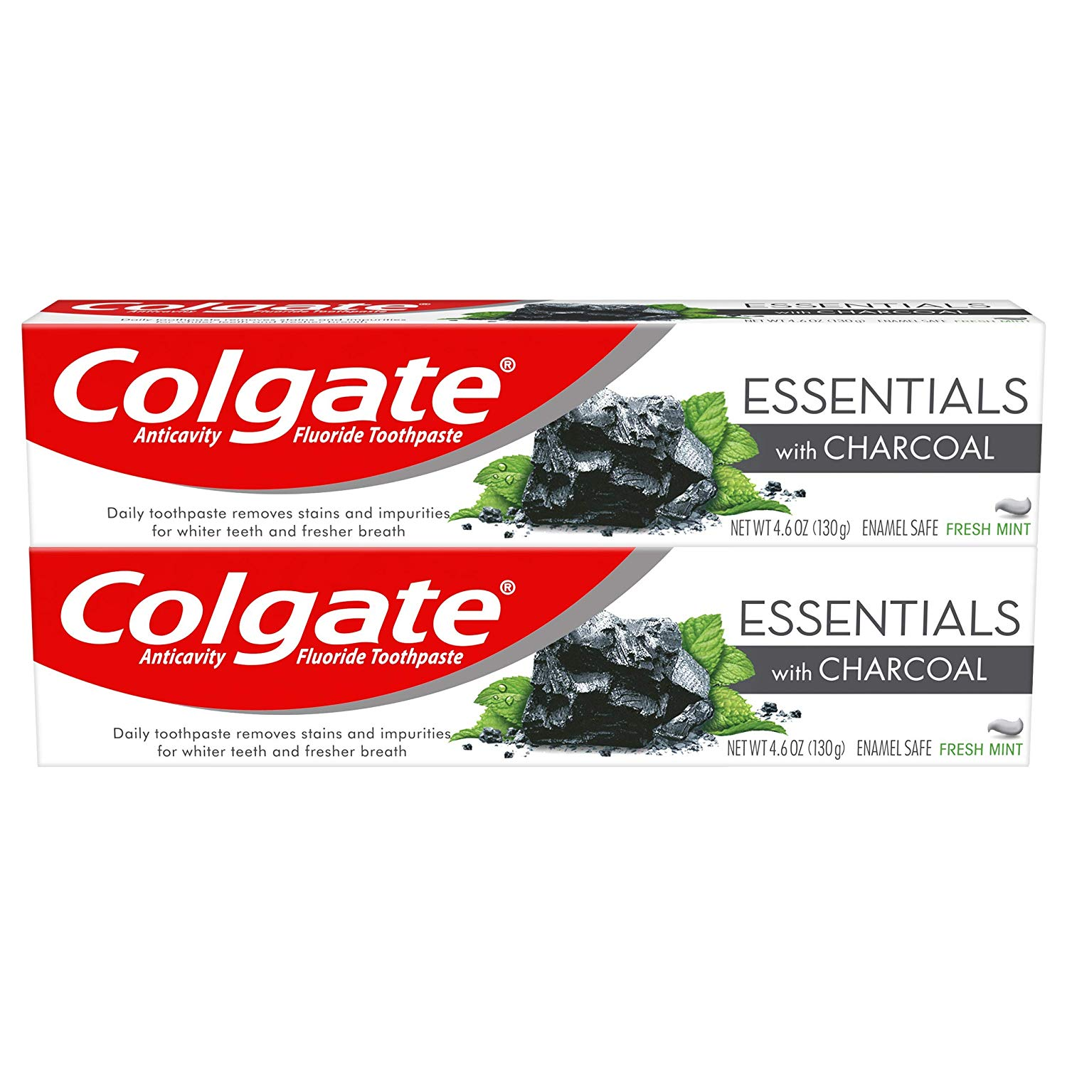 2 Pack Colgate Teeth Whitening Toothpaste only $4.75! (was $10)