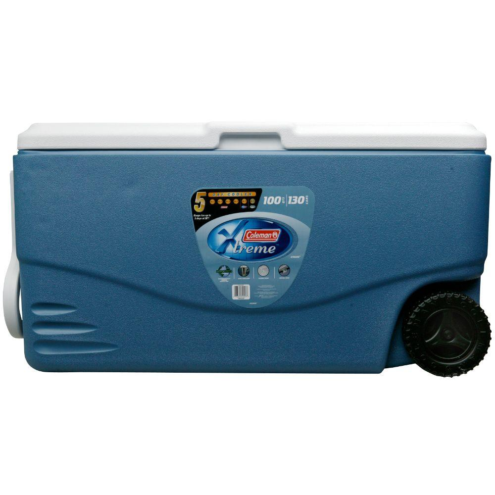 Great Deal! Xtreme 2-Wheeled 100 Qt. Cooler only $15.99! (was $75)