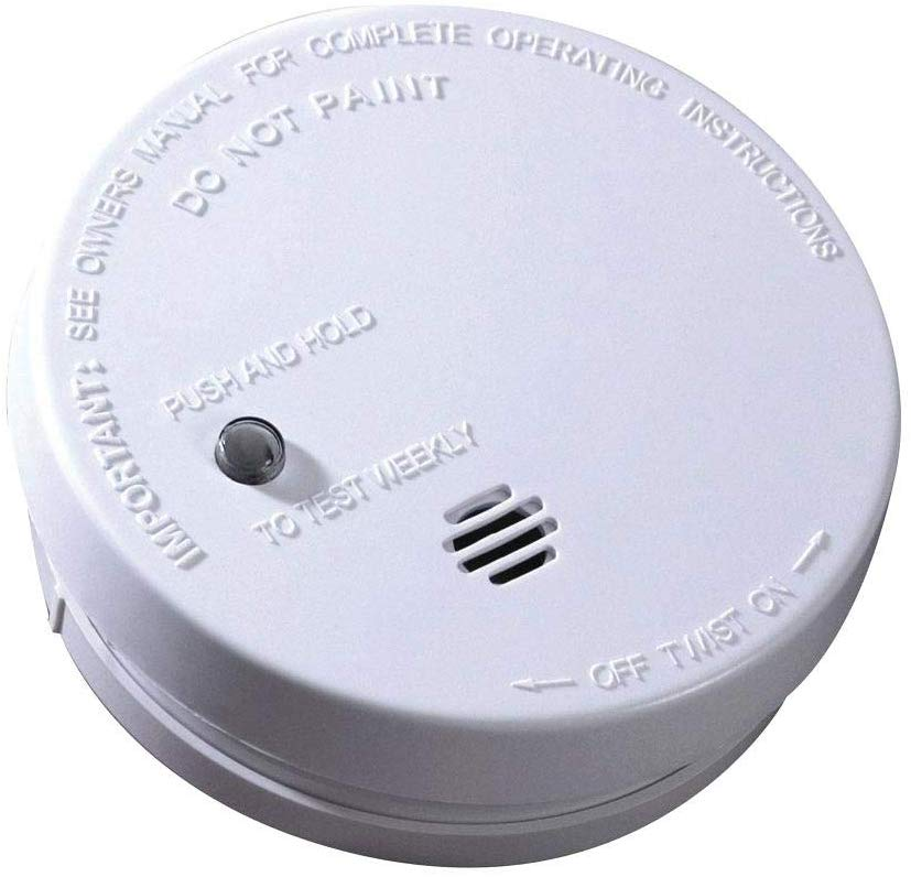 Kidde Smoke Detector Alarm with Battery Included only $4.44! (was $6.99)