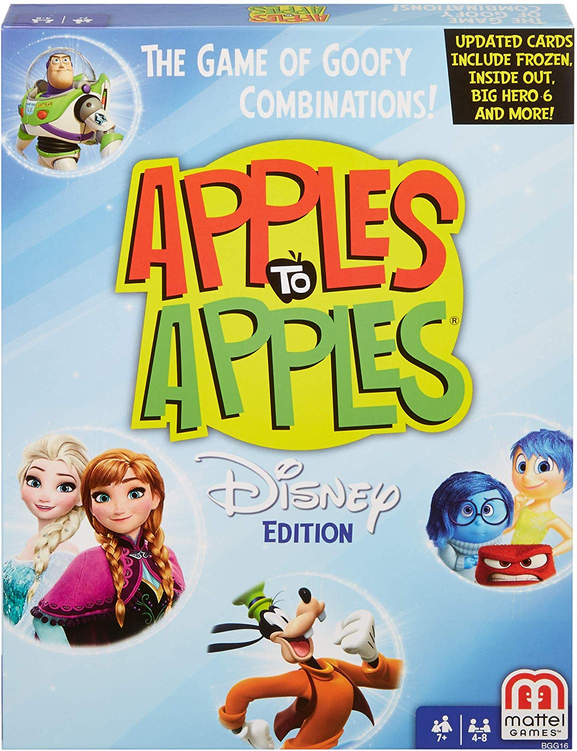 Disney Apples to Apples Game only $9.90! (was $19.99)