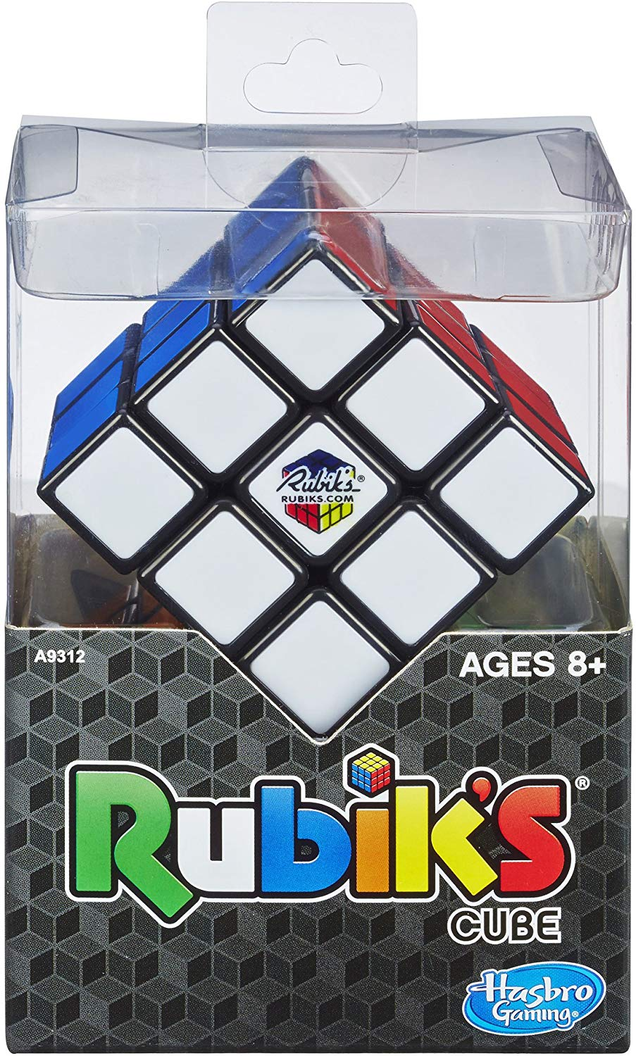 Hasbro Gaming Rubik's Cube only $3.44! (was $11.99)
