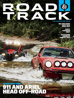 1 Year Free Road and Track Magazine!