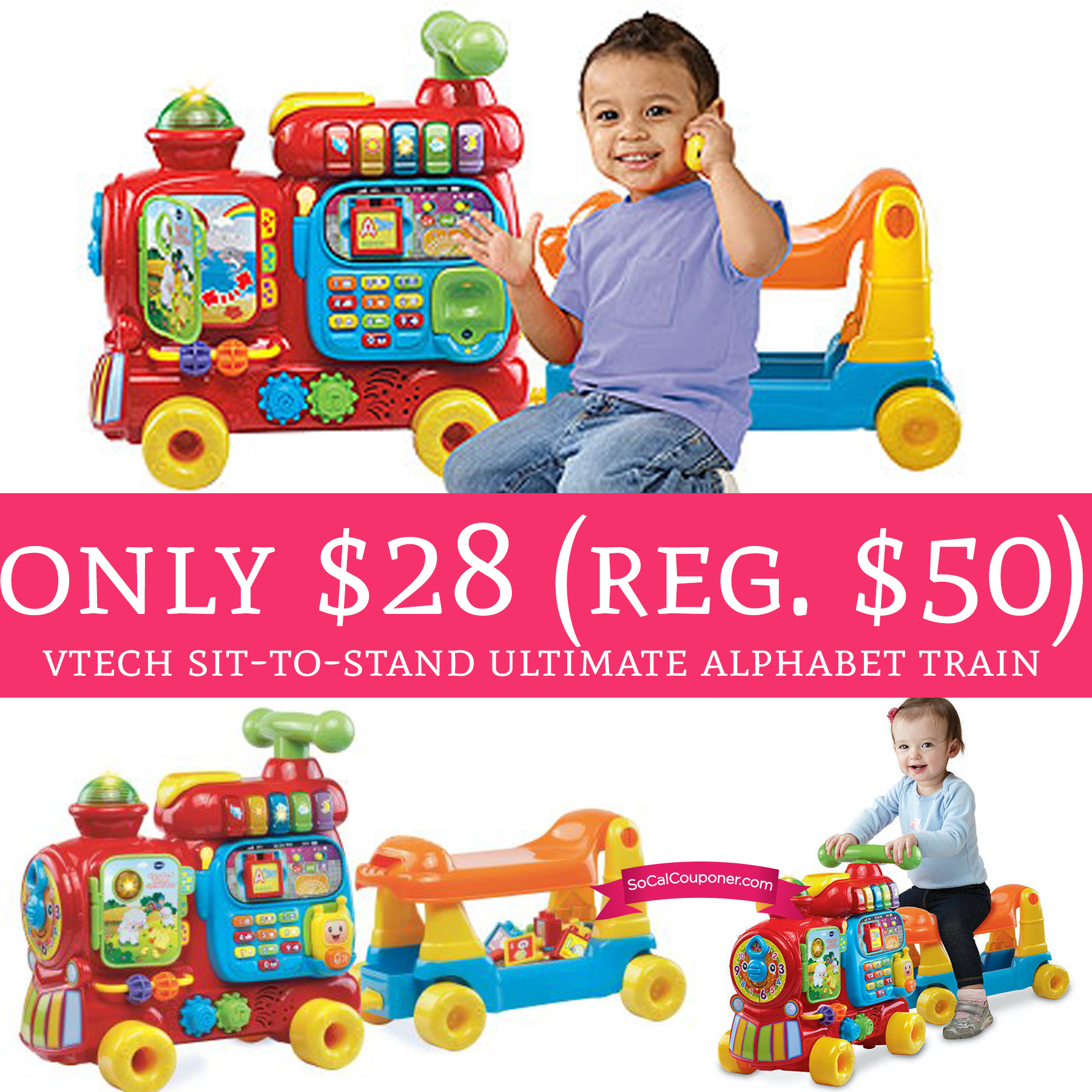 Vtech Sit To Stand Alphabet Train Replacement Parts