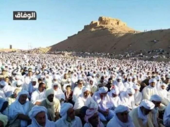 وقت صلاة العيد في الجزائر 2021