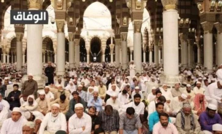 الاعتكاف في رمضان