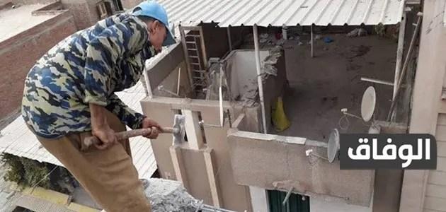 على من يطبق قانون التصالح في مخالفات البناء