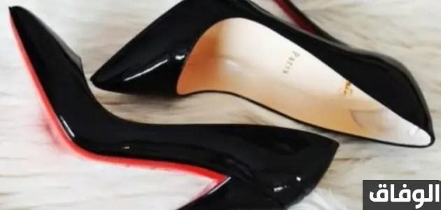 تفسير حلم الحذاء الاسود بكعب عالي